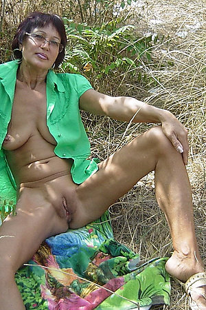Horny mature whores flashing in a small towns