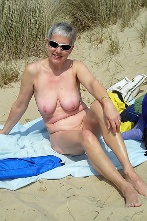 Naked naturist grannies with granndads