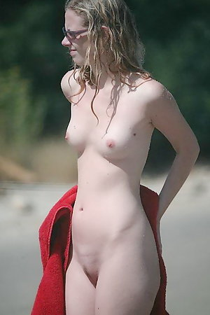 Naked On The Beach! Gallery #86