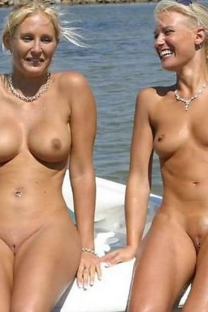 Naked On The Beach! Gallery #54