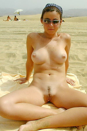 Naked On The Beach! Gallery #27