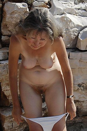 Women who are becoming a naturists after 50