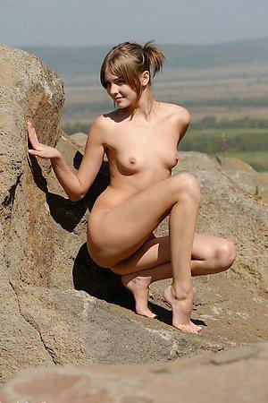 relaxed various nudists chicks sunbathes naked on ukraine nude beach
