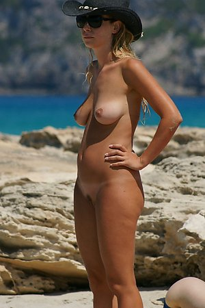 Great collection of nudist vagina, pussy close-up, naked nudists at nude beach