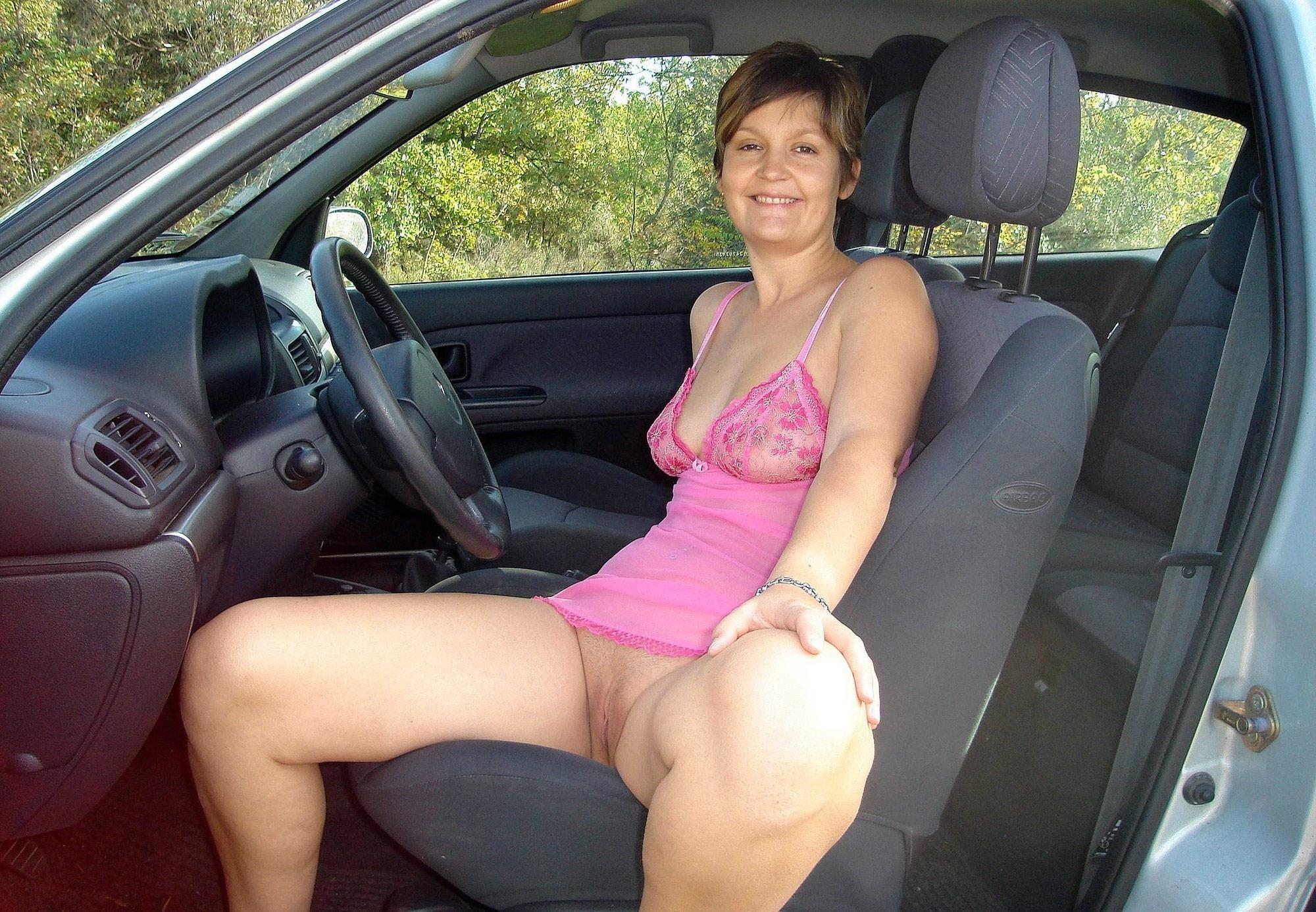 Naked Car Driving